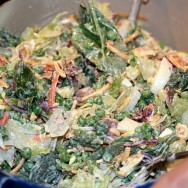 Mommabear's Make Ahead Layer Salad