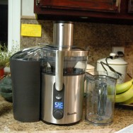 Breville Juice Fountain Review & Recipes
