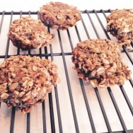 Apple Carrot Oatmeal Cookies